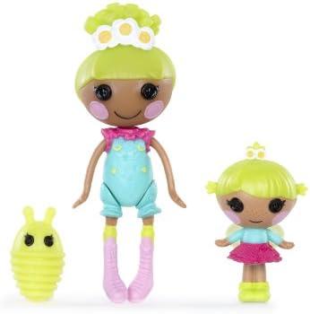 Mini Lalaloopsy - Sisters - Pix E. E. E. Flutters and Twinkle N. Flutters - Mini Poupée 7,5 cm B00B1MP3OO 93a515