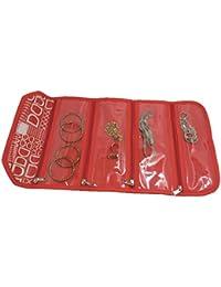 21R Multipurpose Travel Organiser Bag/Utility Bag/Cosmetic Bag/Makeup Bag/Jewelery Bag/Jewelery Case/Hanging Toiletries...