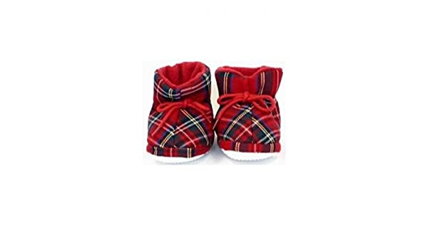 /fabriqu/és en /Écosse par Glen Appin depuis 1903 Glen Appin BT1535 Chaussons en Tartan doux/
