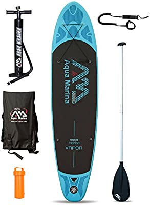Vapor (10Pies 10 en/3.3 m) hinchable Stand Up Paddle Board Sup