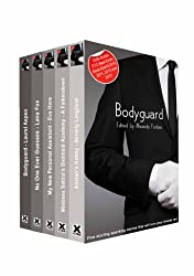 Bodyguard - a collection of five erotic spanking stories