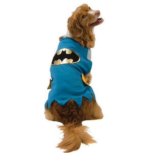 Batman Hund Kostüm groß