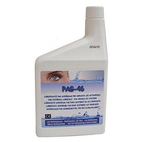 Kompressoröl PAG 46 1 Ltr für R134a R404A Autoklimaanlagen Klimaöl öl NEUE