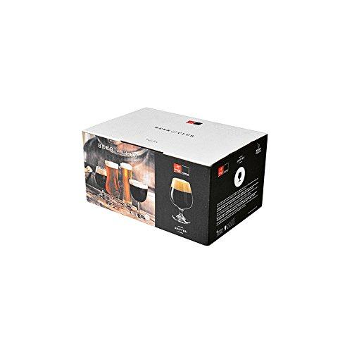 Bormioli Rocco Confezione 6 Calici in Vetro Birra Snifter Cl53 Arredo Tavola