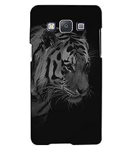 Citydreamz White Tiger/Wild/Animals/Jungle Hard Polycarbonate Designer Back Case Cover For Samsung Galaxy J7 New 2016 Edition
