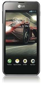 LG P875 Optimus F5 Smartphone (10,9 cm (4,3 Zoll) Touchscreen, 1,2GHz, Dual-Core, 1GB RAM, 8GB Speicher, 5 Megapixel Kamera, Android 4.1) schwarz
