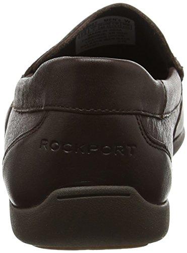Rockport Bennett Lane 4 Penny, Mocassins Homme Marron (cuir marron)
