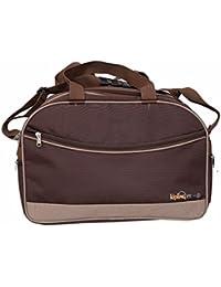 Kuber Industries™ Travel Duffle Luggage Bag, Shoulder Bag, Weekender Bag With Inner Pocket- KI19132