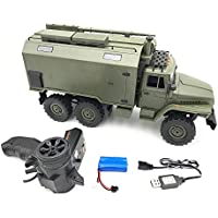 Sammeln & Seltenes 2019 Mode Crawler Kommunikation Geländewagen Geschenk Befehl Armee Rc Auto Lkw Militärische Auto Fernbedienung Spielzeug