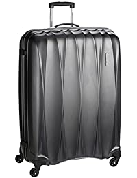 American Tourister Polycarbonate 68 cms Gun Metal Hardsided Suitcase (38W (0) 58 002)