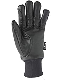 Toggi Unisex Tetbury Leather Gloves Pants X, Black, X-Small