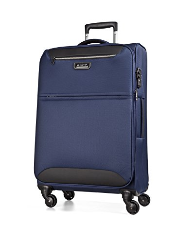 March 15 Trading Flybird à 4 roues, 52 cm, navy blue (Bleu) - 245052-04