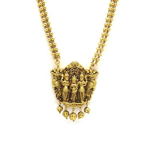 Jewelshingar Tempel Jewellery 46934-ps Anhänger für Damen, Antik-Optik, Mehrfarbig