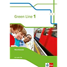 Green Line 1: Workbook mit 2 Audio-CDs Klasse 5 (Green Line. Bundesausgabe ab 2014)