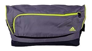adidas NGA 1.0 MS Polyester Backpack, Men's(Vista Grey)