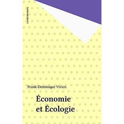 Économie et Écologie (Repères t. 158)