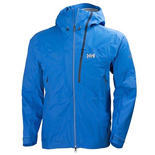 Helly Hansen Odin verticale Jacket-Giacca da uomo BLU Azul (Deep Blue 292) M Azul (Racer Blue 535)