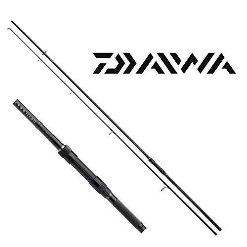 2-pcs-Daiwa-Phantom-Carp-II-2300-36m1181ft-3lbs-2-parts-Carp-rod-Double-Pack