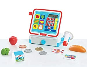 JP Other- Fisher Price Cash Register Set Juguete, (Flair Leisure Products 93515)