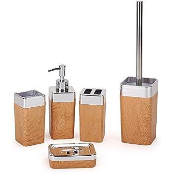 accessoires de salle de bain Ensemble de 3 pi¨ces prenant