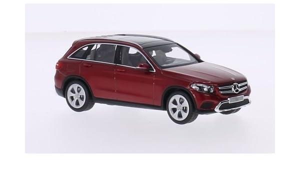 Mercedes-Benz GLC X253 SUV Silber Metallic Ab 2015 1//43 Norev Modell Auto mit ..