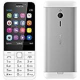 NOKIA 230 DUAL SIM WITH FRONT CAMERA 16 MB Ram 32 GB light Gray