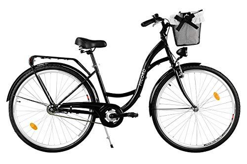 Zoom IMG-1 milord 2018 comfort bike con