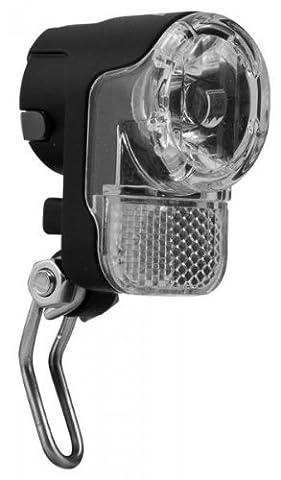 AXA Led Scheinwerfer Pico30 Steady Swich, schwarz, 939174