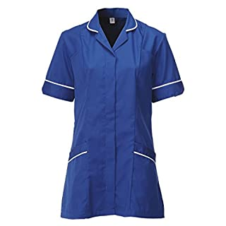 Alsico Womens Healthcare Tunic - Royal Blue