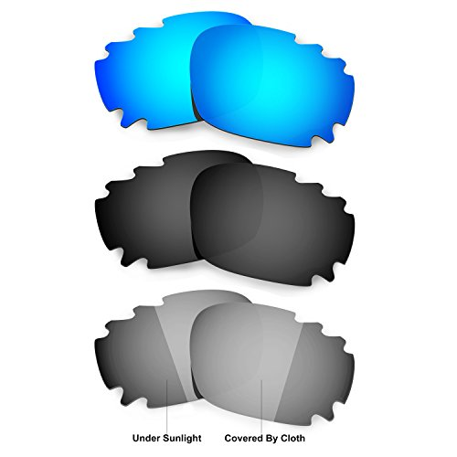 hkuco-blue-black-transition-photochromic-polarized-replacement-lenses-for-oakley-racing-jacket-vente