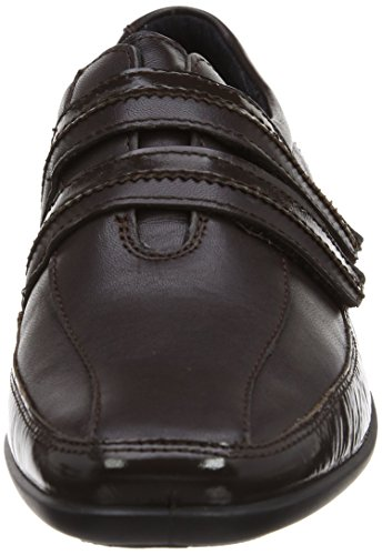 Padders Velvet, Mocassins femme Marron (Brown)