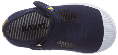 Kavat Mölnlycke, Unisex-Kinder Sneakers Blau (Blue)
