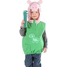 Child George Pig Fancy Dress Costume