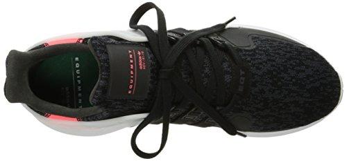 Adidas Sneaker Men EQT SUPPORT ADV BB1302 Schwarz Weiß cblack, cblack, turbo
