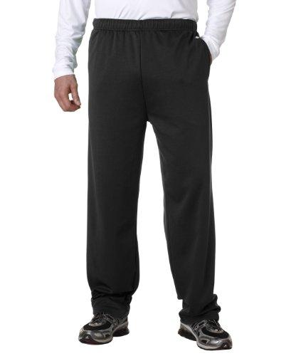 Badger -  Pantaloni sportivi  - Uomo Nero