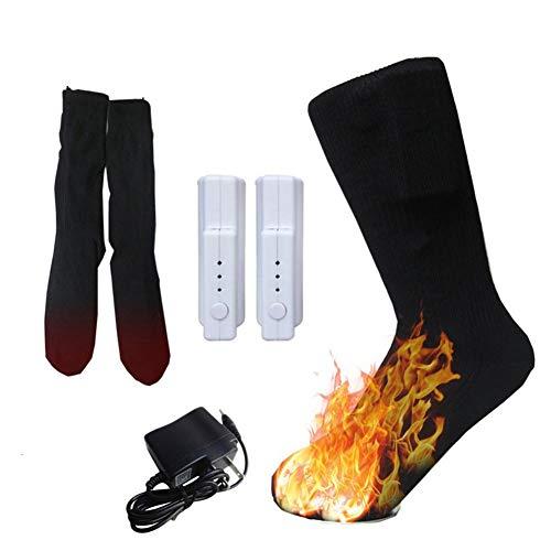 Calentadores de pies de Invierno Calcetines térmicos,