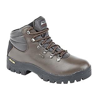 Johnscliffe Unisex Hiking Boots Highlander II Leather 9