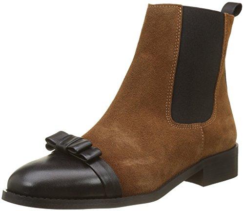 Lollipops Damen Anouette Boots Chelsea Beige (Camel)