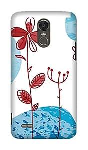 WOW 3D Printed Designer Mobile Case Back Cover For LG Stylus 3 / Stylus 3