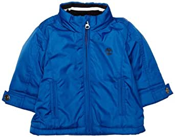 Timberland T06267 Baby Boy's Coat Electric Blue 3 Years