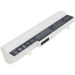 BattPit Batterie pour PC Portables Asus AL31-1005 AL32-1005 PL32-1005 ML31-1005 ML32-1005 TL31-1005 Eee PC 1001HA 1001P 1001PX 1005HA 1005PX 1005PE 1101HA - Haute Performance [6 Cellules/4400mAh/48Wh]