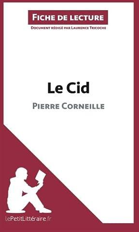 Le Cid de Pierre Corneille (Fiche de lecture): Résumé Complet