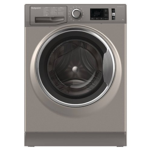NM11946GCAUK Washing machine 9kg Load 1400rpm Spin A+++ Energy Rating in Graphite Best Price and Cheapest