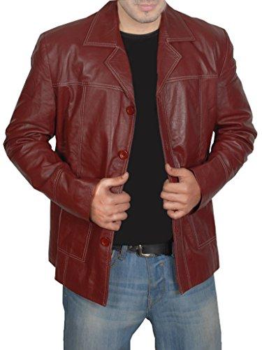 Gen1 Leather - Manteau - Homme Marron