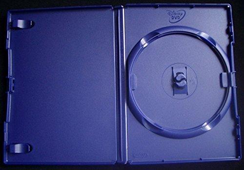 amaray-lot-de-6-boitiers-de-dvd-pour-1-dvd-bleu-avec-logo-walt-disney