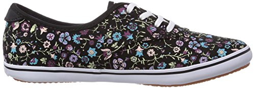 Vans HUNTLEY Damen Sneakers Mehrfarbig ((Floral) multi/ DXF)