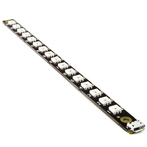 Preisvergleich Produktbild Pimoroni Mote Stick - 16 APA102 RGB-LEDs