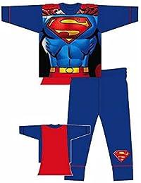 Garçons Caped–Superman–Pyjama fantaisie