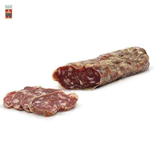 Salame di maiale all'aglianico 270g ca.