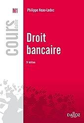 Droit bancaire - 5e éd. (Cours)